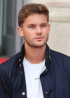 Jeremy Irvine at the Film4 Summer Screen: The Wife Opening Gala at Somerset House, Strand, London, England, UK on Thursday 9th August 2018.<br /> CAP/ROS<br /> &copy;ROS/Capital Pictures