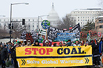 Photographs of the Capitol Coal Action in Washington