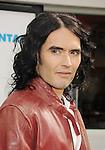 "Universal City, CA - March 27: Russell Brand arrives at the Los Angeles premiere of ""Hop"" at Universal Studios Hollywood on March 27, 2011 in Universal City, California."