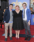 The Glee Project  attends The 20th Century Fox - GLEE 3D Concert World Movie Premiere held at The Regency Village theatre in Westwood, California on August 06,2011                                                                               © 2011 DVS / Hollywood Press Agency