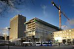 UTRECHT - Opbouw wooncomplex de Uithof. COPYRIGHT TON BORSBOOM