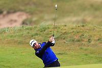 Graeme McDowell (NIR) on the 8th during the preview of the the 148th Open Championship, Portrush golf club, Portrush, Antrim, Northern Ireland. 17/07/2019.<br /> Picture Thos Caffrey / Golffile.ie<br /> <br /> All photo usage must carry mandatory copyright credit (© Golffile | Thos Caffrey)