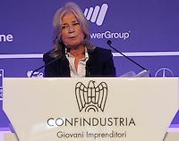 CAPRI  27/10/2012 -.XXVII CONVEGNO GIOVANI INDUSTRIALI .NELLA FOTO MARTA DASSU.FOTO CIRO DE LUCA