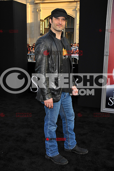 Robert Rodriguez at the premiere of Warner Bros. Pictures' 'Dark Shadows' at Grauman's Chinese Theatre on May 7, 2012 in Hollywood, California. ©mpi35/MediaPunch Inc.