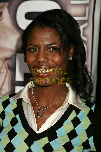 "OMAROSA MANIGAULT-STALLWORTH.4th Annual ""In the Spirit of The Game"" Auction and Dinner Gala at the Beverly Hilton Hotel, Beverly Hills, California, USA, 6 Januray 2007..portrait headshot.CAP/ADM/BP.©Byron Purvis/Admedia/Capital Pictures"