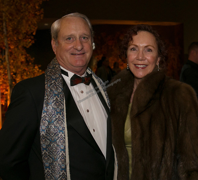 Hammond and Suzanne Edwards during Fantasies in Chocolate at the Grand Sierra Resort on Saturday night, November 17, 2018.