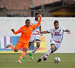 Atlético Huila venció como visitante 2-1 a Envigado. Fecha 16 Liga Águila II-2017.