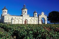 vineyard, Bordeaux Wine Region, France, Gironde, Domaine Cos d'Estournel, Aquitaine, Europe, Medoc Vineyards