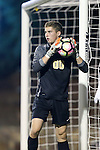 16 September 2016: Pitt's Mikal Outcalt. The University of North Carolina Tar Heels hosted the University of Pittsburgh Panthers in Chapel Hill, North Carolina in a 2016 NCAA Division I Men's Soccer match. UNC won the game 1-0.