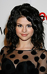 LOS ANGELES, CA. - September 18: Actress Selena Gomez arrives at the Teen Vogue Young Hollywood Party at the Los Angels County Museum Of Art on September 18, 2008 in Los Angeles, California.