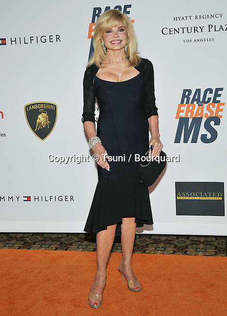 Loni Anderson _172   -<br /> 17th Annual Race To Erase MS at the Hyatt Regency Century Plaza In Los Angeles.