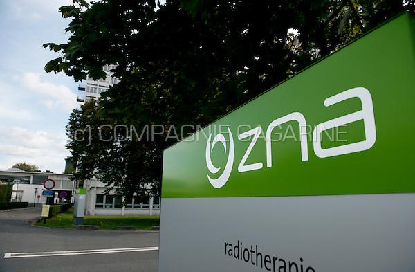 The ZNA Middelheim Hospital in Wilrijk, Antwerp (Belgium, 04/09/2008)