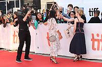 CAREY MULLIGAN - RED CARPET OF THE FILM 'MUDBOUND' - 42ND TORONTO INTERNATIONAL FILM FESTIVAL 2017