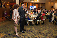 Tony's at 50...Tony & Donna Vallone, along with their family and friends, celebrated the 50th anniversary of their fine dining restaurant, Tony's. Over $400,000 was raised at the event benefitting Memorial Hermann Life Flight.
