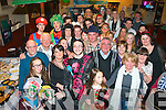 David Barrett-Duggan, Marian Pk, Tralee had a fancy dress party to celebrate his 18th birthday last Saturday night in the Sportsfield bar, Boherbue, Tralee surrounded by his family and friends.