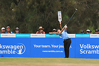 Cameron Davis (AUS) on the 3rd tee during Round 4 of the Australian PGA Championship at  RACV Royal Pines Resort, Gold Coast, Queensland, Australia. 22/12/2019.<br /> Picture Thos Caffrey / Golffile.ie<br /> <br /> All photo usage must carry mandatory copyright credit (© Golffile   Thos Caffrey)