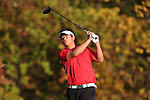 31 October 2016: Liberty University's Ervin Chang (MAS). The Third Round of the 2016 Bridgestone Golf Collegiate NCAA Men's Golf Tournament hosted by the University of North Carolina Greensboro Spartans was held on the West Course at the Grandover Resort in Greensboro, North Carolina.