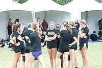2012 SEC XC Mizzou Women postrace