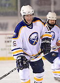 Ric Seiling (16) during The Frozen Frontier Buffalo Sabres vs. Rochester Amerks Alumni Game at Frontier Field on December 15, 2013 in Rochester, New York.  (Copyright Mike Janes Photography)