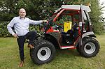 Foto: VidiPhoto<br /> <br /> GELDERMALSEN &ndash; Portret van algemeen-directeur Dick van Breda bij Wim van Breda BV uit Geldermalsen.