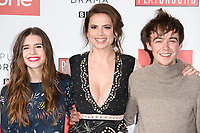 Philippa Coulthard, Hayley Atwell &amp; Alew Lawther at the &quot;Howard's End&quot; screening held at the BFI NFT South Bank, London, UK. <br /> 01 November  2017<br /> Picture: Steve Vas/Featureflash/SilverHub 0208 004 5359 sales@silverhubmedia.com