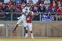 Stanford, CA - September 2, 2016: Alameen Murphy during the Stanford vs Kansas State football game at Stanford Stadium. The Cardinal defeated the Wildcats 26-13.