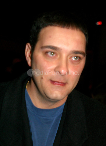 RAYMOND FRANZA<br /> K27591JBB           SD1202<br /> WORLD PREMIERE OF &quot;ANALYZE THAT&quot; AT THE ZIEGFELD THEATRE IN NEW YORK CITY.<br /> TO BENEFIT THE CHILDREN OF BELLEVUE INC.<br /> PHOTO BY: John Barrett/ PHOTOlink.net/ MediaPunch   &copy;2002