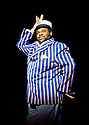 The Fantasticks.With Clive Rowe as Hucklebee.opens at The Duchess Theatre on 9/6/10 Credit Geraint Lewis