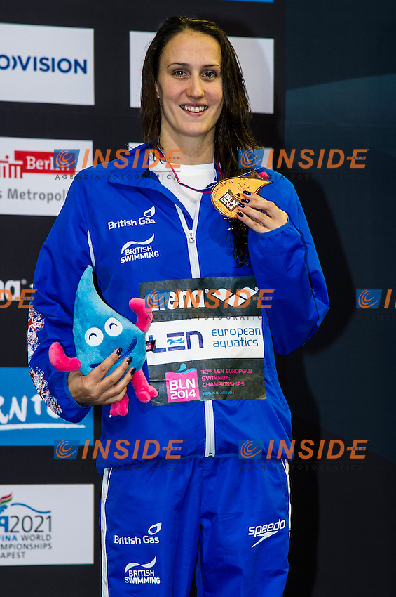 DAVIES Georgia GBR Bronze Medal<br />