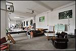 Gli spazi di BUNKER, Il nuovo progetto di Urbe nell'ex stabilimento SICMA Torino. Luglio 2012
