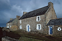 Europe/France/Bretagne/29/Finistère/Ile d'Ouessant/Ecomusée de Niou: Maison des techniques et traditions ouessantines