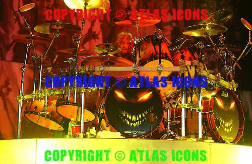 Disturbed;<br /> Photo Credit: Eddie Malluk/Atlas Icons.com