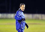 2015-12-10 / Voetbal / Seizoen 2015-2016 / FC De Kempen / Werner Loots leidde de training <br /><br />Foto: Mpics.be