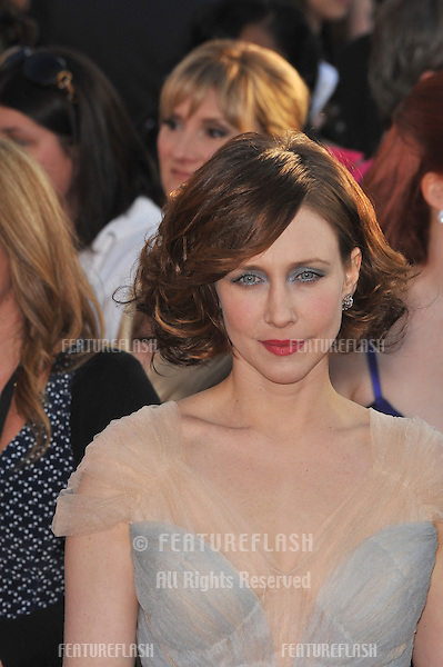 Vera Farmiga at the 16th Annual Screen Actor Guild Awards at the Shrine Auditorium..January 23, 2010  Los Angeles, CA.Picture: Paul Smith / Featureflash