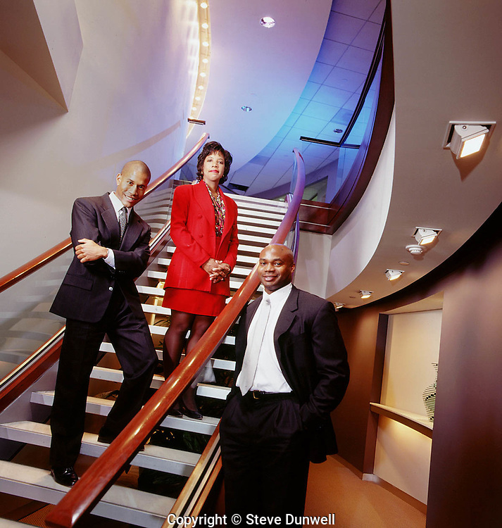 Bain & Co., for Black Enterprise magazine