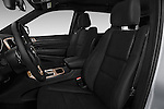 Front seat view of 2017 JEEP Grand-Cherokee Laredo 5 Door SUV Front Seat  car photos