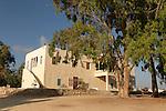 Israel, Southen Coastal Plain. Shikmim field school in Nitzanim