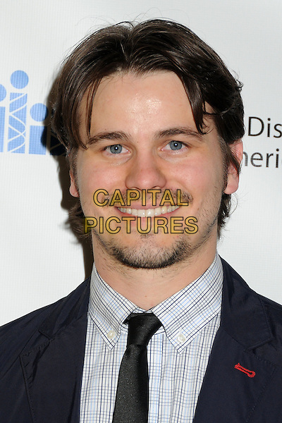 22 February 2014 - Los Angeles, California - Jason Ritter. Huntington's Disease Society of America 2014 Freeze HD Benefit held at Mack Sennett Studios.  <br /> CAP/ADM/BP<br /> &copy;Byron Purvis/AdMedia/Capital Pictures