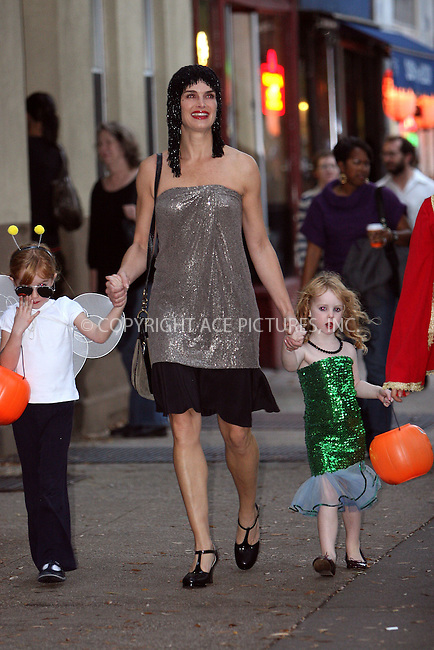 WWW.ACEPIXS.COM . . . . .  ....October 31 2009, New York City....Actress Brooke Shields took her daughters Rowan and Grier out for Halloween in the West Village on October 31 2009 in New York City....Please byline: NANCY RIVERA- ACEPIXS.COM.... *** ***..Ace Pictures, Inc:  ..Tel: 646 769 0430..e-mail: info@acepixs.com..web: http://www.acepixs.com