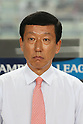 Choi Kang-Hee (Jeonbuk), .September 14, 2011 - Football / Soccer : .AFC Champions League 2011 Quarter-finals 1st match between Cerezo Osaka 4-3 Jeonbuk Hyundai Motors at Nagai Stadium in Osaka, Japan. (Photo by Akihiro Sugimoto/AFLO SPORT) [1080]