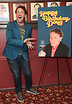 "During the ""Happy Birthday Doug"" photo call at Sardi's Restaurant on February 5, 2020 in New York City."