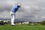 Rory McIlroy (N.IRL) tees off on the 17th tee during Day 1 of the Volvo World Match Play Championship in Finca Cortesin, Casares, Spain, 19th May 2011. (Photo Eoin Clarke/Golffile 2011)
