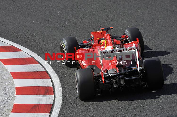 04. - 07.10.2012, Suzuka International Racing Course, Suzuka, JPN, F1, Grosser Preis von Japan, Suzuka, im Bild Fernando Alonso (ESP),  Scuderia Ferrari <br />  Foto &copy; nph / Mathis