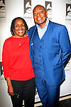 LOS ANGELES - JAN 28: Marcia Thomas, Earl Bryant at the 30th Anniversary of 'We Are The World' at The GRAMMY Museum on January 28, 2015 in Los Angeles, California