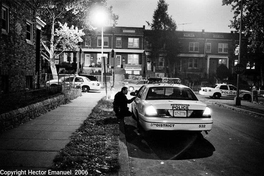 Washington DC Metropolitan  Police<br />