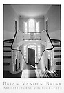 STAIRWAY, RUGGLES HOUSE<br /> BUILT 1813<br /> Columbia Falls, Maine &copy; Brian Vanden Brink, 2002