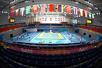 Beijing Science and Technology University Gymnasium. Olympic Venues<br /> Olimpiadi Pechino 2008. Impianto Giochi Olimpici<br /> Foto Cspa/Insidefoto