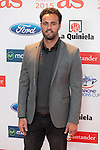Former football player Kiko attends the 2015 As Sports Awards ceremony in Madrid, Spain. December 14, 2015. (ALTERPHOTOS/Victor Blanco)