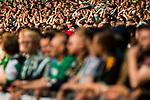 05.08.2017, Weser Stadion, Bremen, FSP, SV Werder Bremen (GER) vs FC Valencia (ESP) , <br /> <br /> im Bild | picture shows<br /> Laola Welle der Fans, <br /> <br /> Foto &copy; nordphoto / Rauch