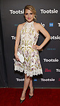 "Annaleigh Ashford attends the Broadway Opening Night of ""Tootsie"" at The Marquis Theatre on April 22, 2019  in New York City."